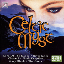 Album cover for Celtic Myst