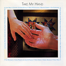 Album cover for Take My Hand