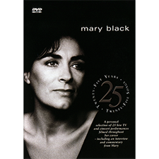 Album cover for Twenty-five Years - Twenty-five Songs DVD