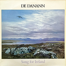 Album cover for De Danann - Song for Ireland