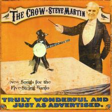 Album cover for Steve Martin - The Crow