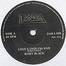 Album Cover of Love's Endless War