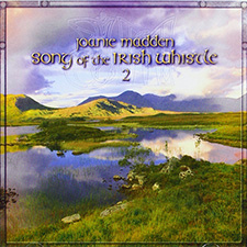 Album cover for Joanie Madden - Songs of the Irish Whistle 2