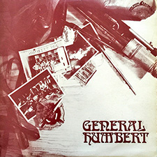 Album cover for General Humbert