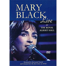 Album cover for Mary Black Live at the Royal Albert Hall