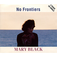 Album cover for No Frontiers